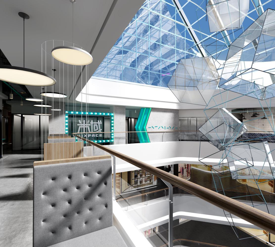 米域聯合辦公攜手上海悅薈廣場,打造南京東路第一個購物中心聯合辦公空間